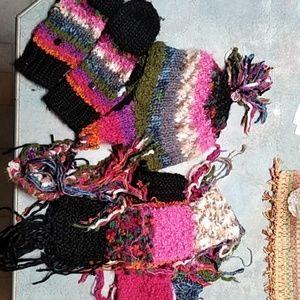 Mudd Hat, scarf, mitten set.
